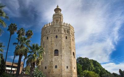 El calor de Sevilla. Carpas para Andalucía